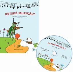 DETSKÉ MUZIKÁLY s CD - mshollehonmnv@azet.sk