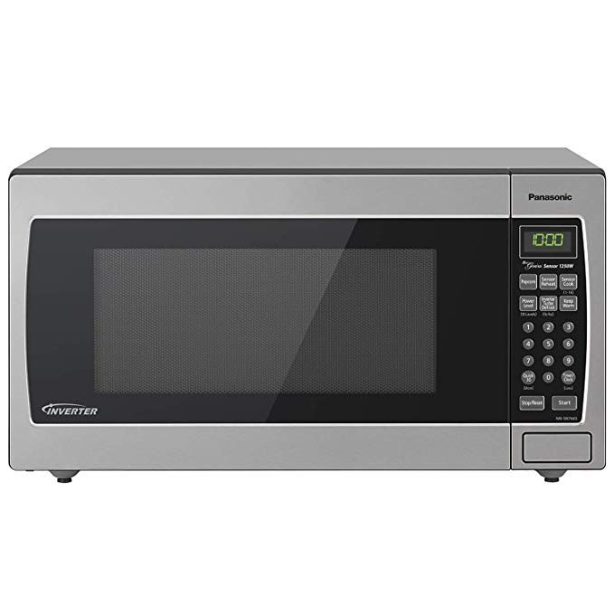 what is inverter technology in microwave ovens