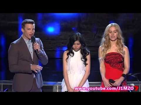 SUMMARY: Bottom Two Verdict - Week 10 - Live Decider 10 - The X Factor A...