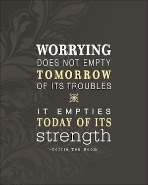 wisdomThoughts, Remember This, Strength, Wisdom, Corrie Ten Boom, So True, Living, Inspiration Quotes, Worry