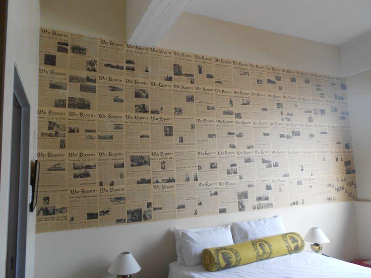 Maboneng Precinct 12 Decades Art Hotel 286 Fox Street Johannesburg FoxesMenu