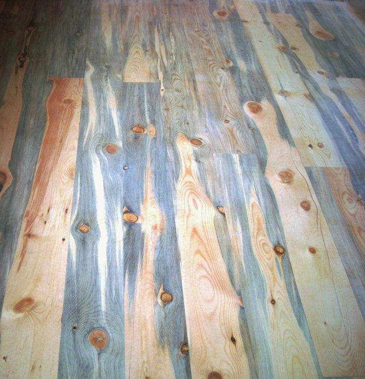 Wood Flooring from Reclaimed Standingdead Timber  Both T