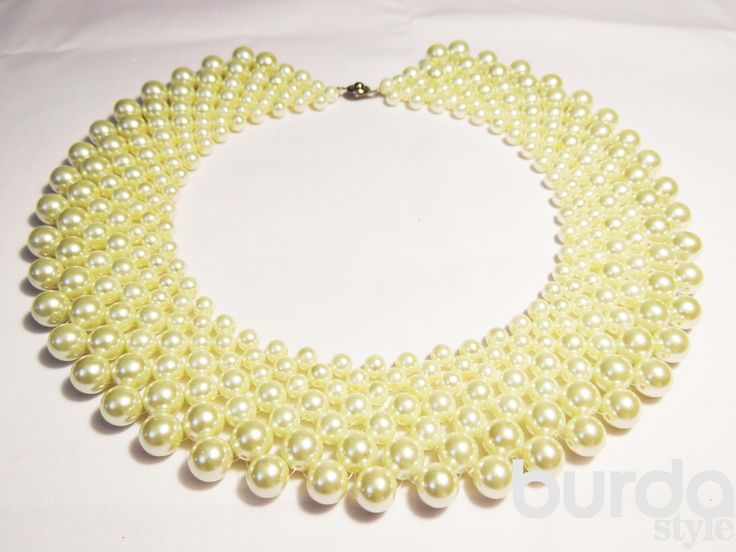 Круглое ожерелье