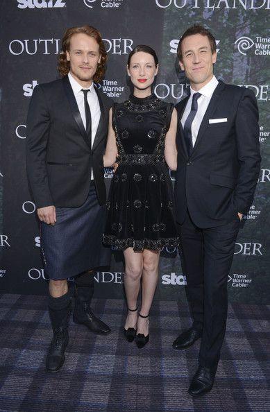 "Caitriona Balfe Photos: Starz Series ""Outlander"" Premiere - Comic-Con International 2014"