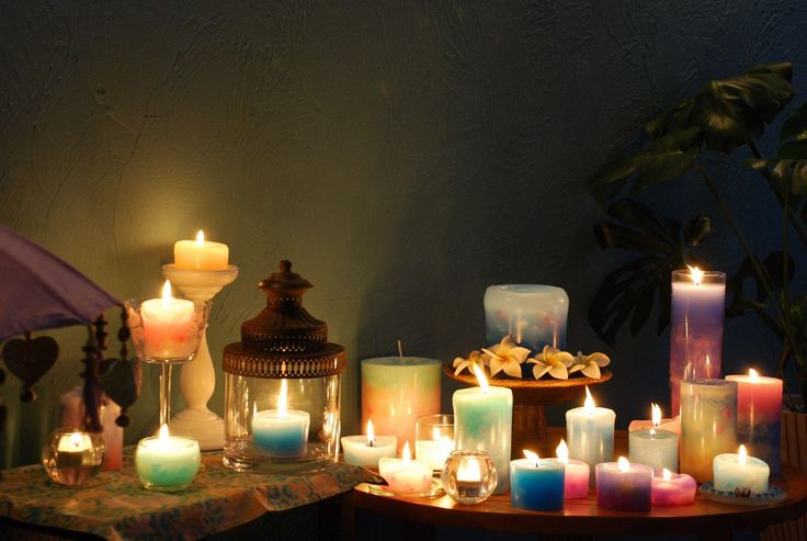 candle | hand made aroma candle