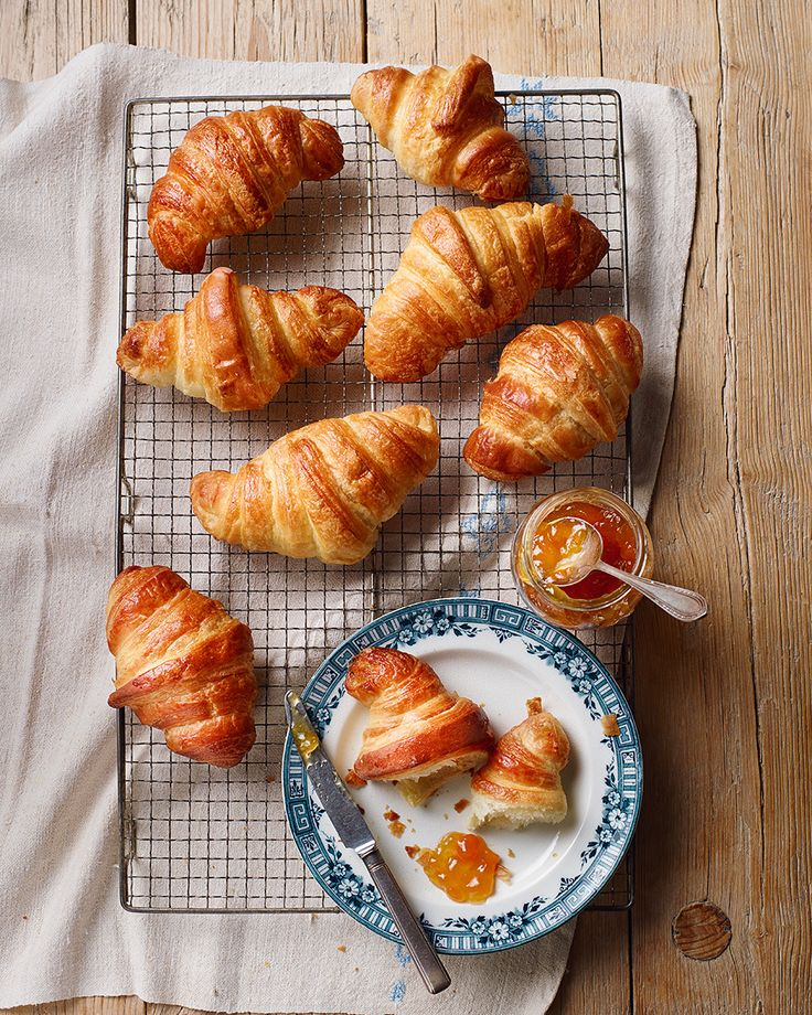 Step-by-step guide for perfect buttery, flaky croissants.