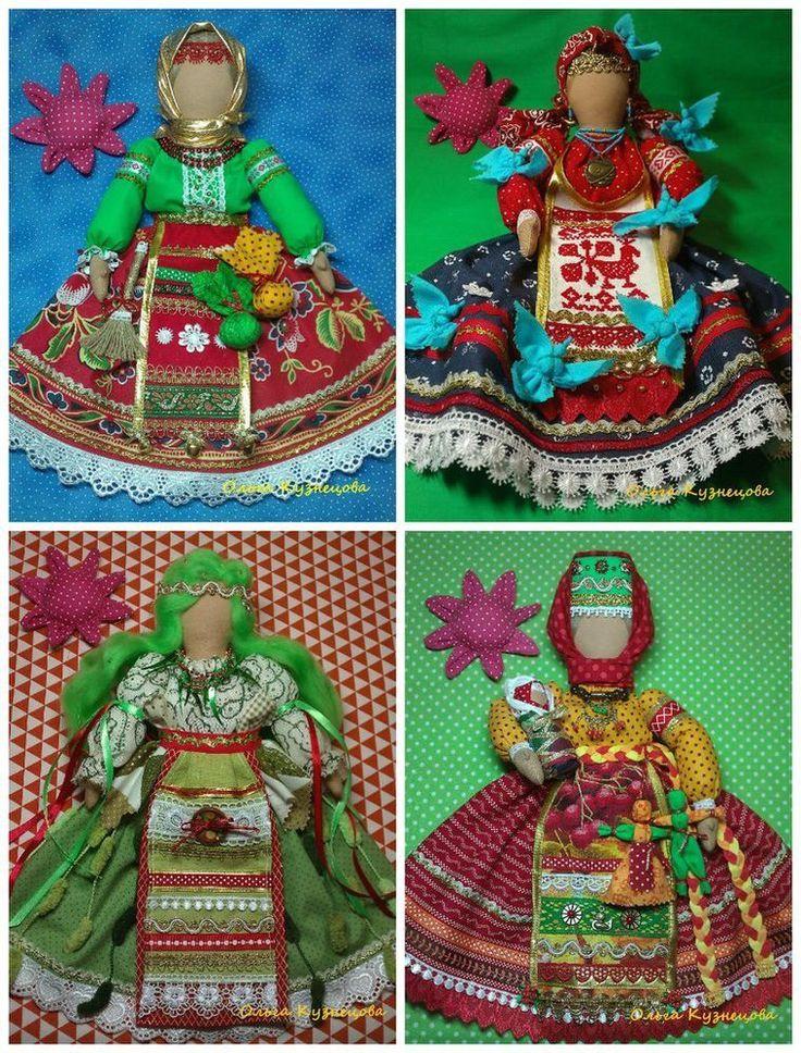 Популяризация тряпичной куклы - Ярмарка Мастеров - ручная работа, handmade