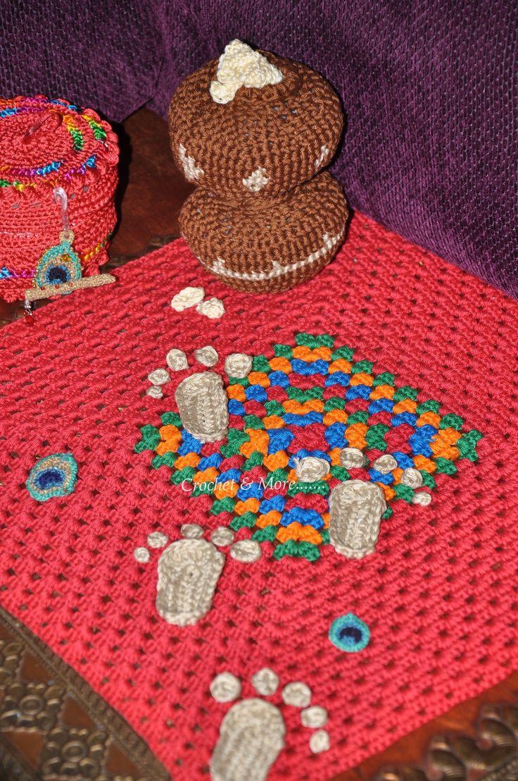 Krishna Ashtami Crochet…..