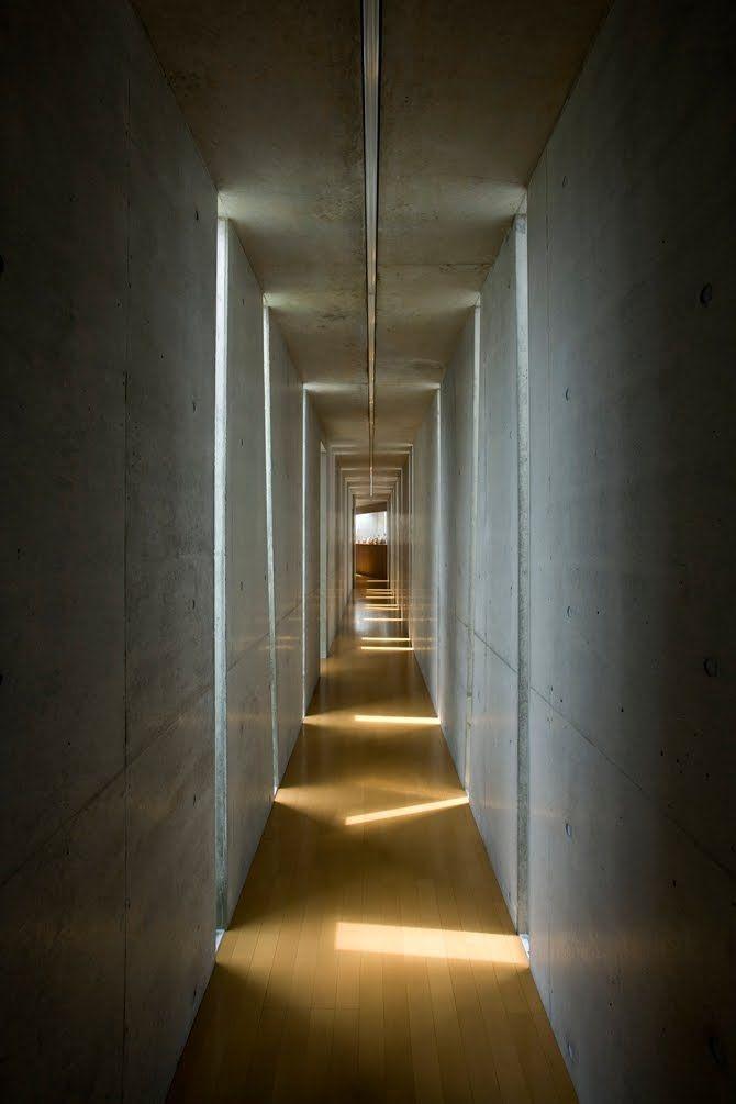 Slit House EASTERN Design Office Japan Architecture Pintere