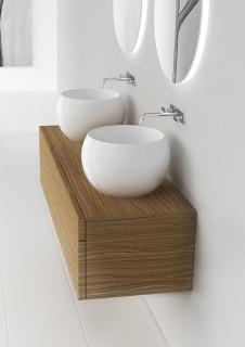 washbasin Perla Marmorin #umywalka #bathroom #lazienka