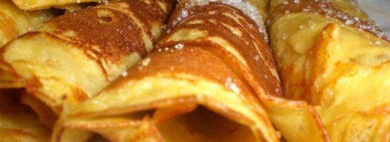 """""""Frixuelos"""" - Spanske pandekager"""