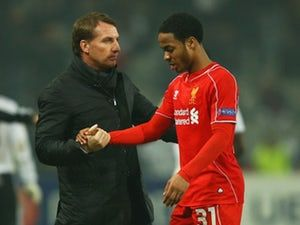 Brendan Rodgers kept Raheem Sterling's Liverpool wages capped