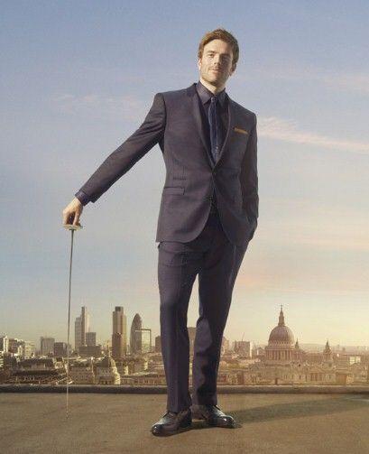 Next Unveil Team GB Olympic Formal Wear