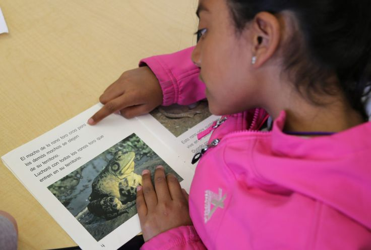 Elementary kids learn math, science, history, art —and two languages: A description of the growing English-Spanish immersion program at the Boise School District's Whittier Elementary School in Idaho.