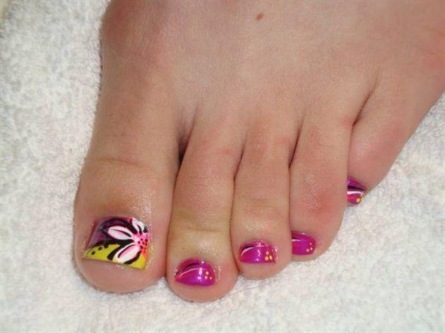 Fleur Pico By Liquide Nail Art Gallery Nailartgallery Nailsmag Nails Magazine
