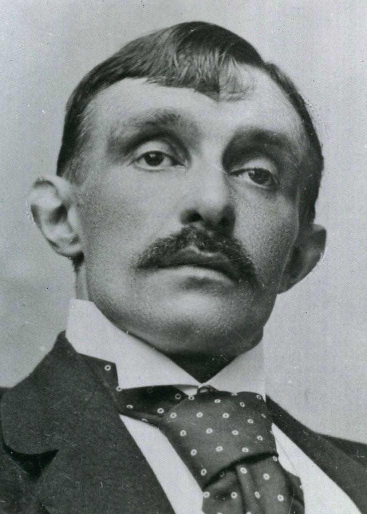 Herman Bang, Author