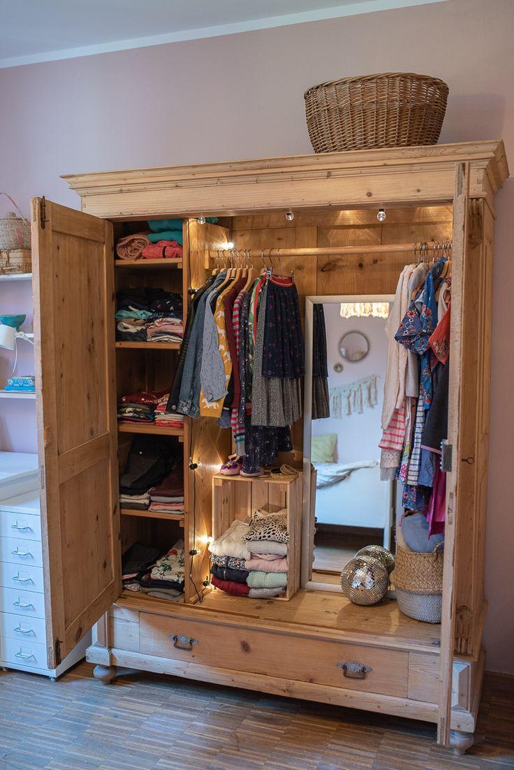 super Zimmer makeover: Vom Kinderzimmer zum Teenie Traum
