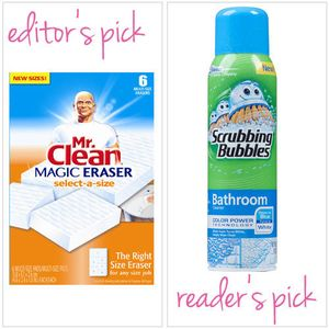 Best Cleaning Products: All You Cleaning All Stars 2013 | Best Bathroom Cleaner | AllYou.com
