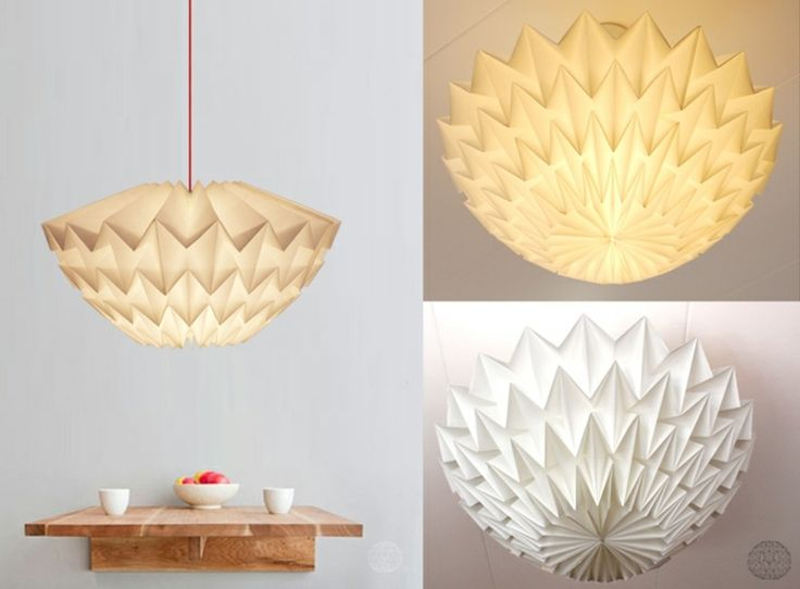 best 25+ abat jour papier ideas on pinterest | couvercles pour