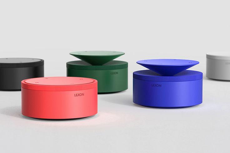 LEXONのワイヤレス・コンセプトスピーカー「Blossom 360」が公開されています。花が開く様な形が特徴。360度方向の音響効果。コンパクト性にも富んでいます。