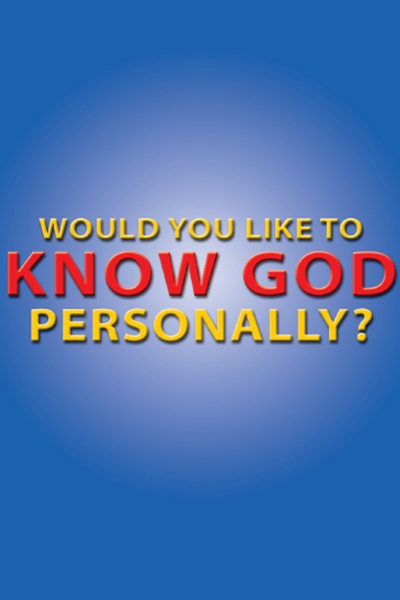 It's The Four Laws with attitude! Would You Like to Know God Personally? is whimsical is provocative, yet thoughtful. Colorful pictures and drawings throughout offer young people visually appealing designs to attract their attention.