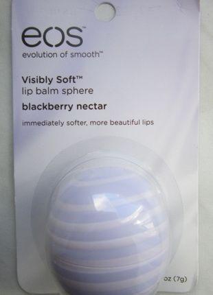 Kupuj mé předměty na #vinted http://www.vinted.cz/kosmetika-a-prislusenstvi/kosmetika/9806733-balzam-na-rty-blackberry-nectar-ostruzinovy-nektar-na-rty-od-eos