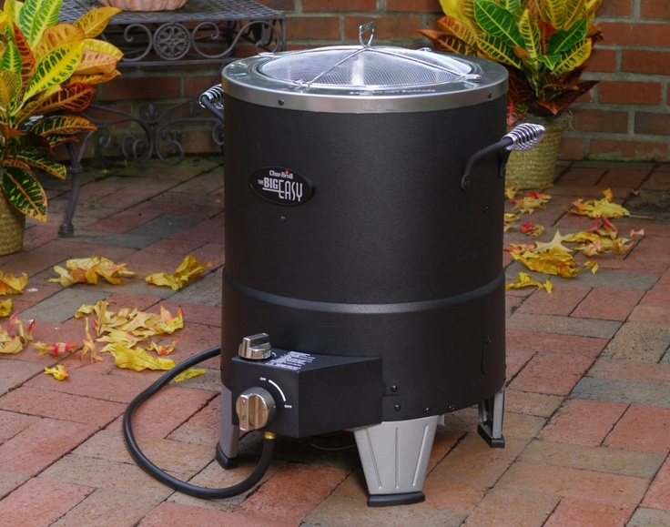 """Char-Broil """"Big Easy"""" Oil-less Infrared Turkey Fryer!!! What I cooked this years Turkey with..."""