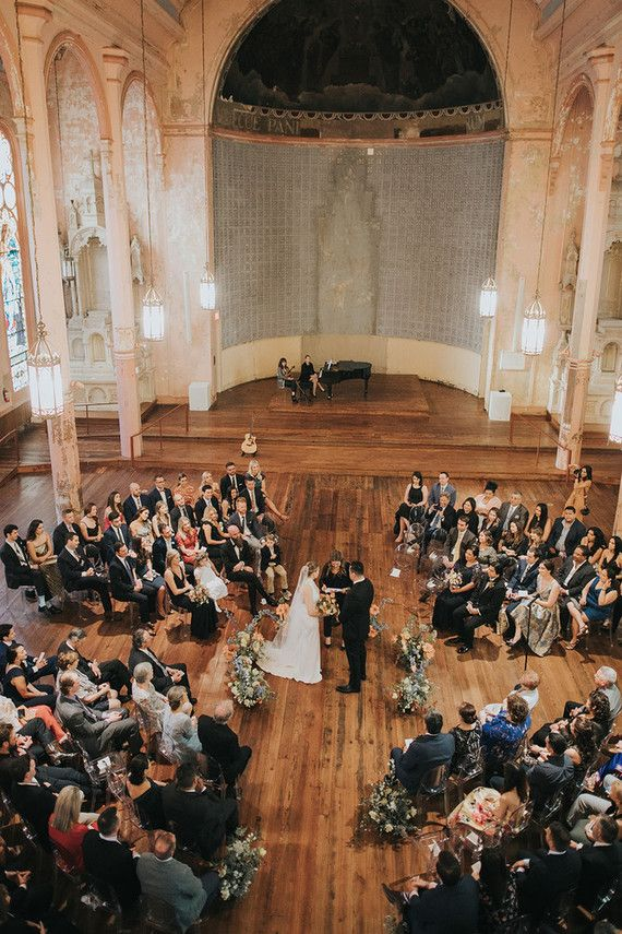 Our New Favorite Nola Wedding Venue The First Couple To Get