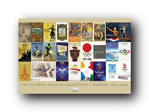 Olympic Museum Collection Poster Print Pyramid America