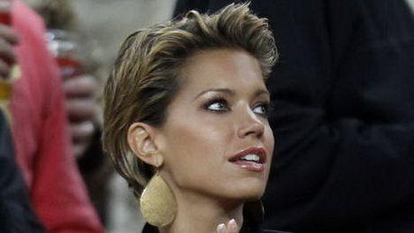 Sylvie meis kort haar