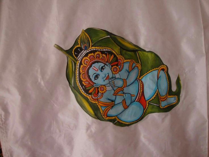 The 852 best images about kerala mural art on pinterest for Asha ramachandran mural painting
