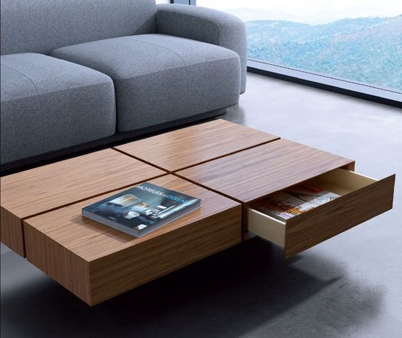 Las 25 mejores ideas sobre mesas de centro modernas en pinterest y m s mesa moderna - Mesas de centro que se elevan ...