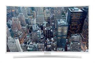 "Samsung UE48JU6610 48"" 121 Ekran Ultra HD [4K] Curved Smart LED TV"