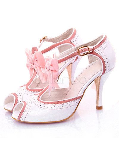 Image detail for -High Heel Saddle Shoes Womenwomens Shoes 2012 - rockabilly shoes