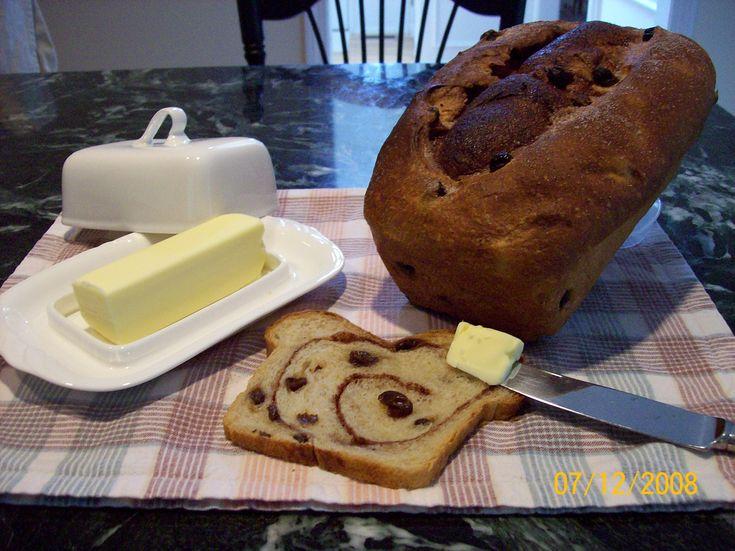 Zimt Rosinenbrot   Brot cetera