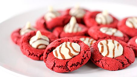 These cookies are incredibly easy and delicious. Great idea for baking with kids!