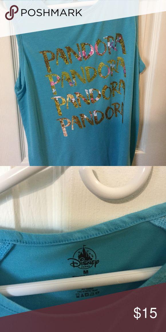 Disney Parks Pandora The World of Avatar Tank top Disney