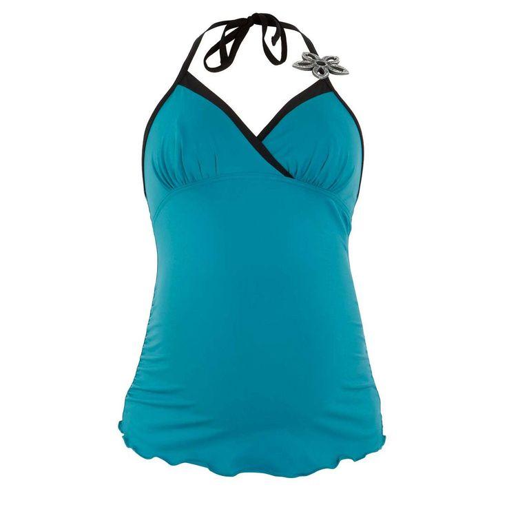 Bora Bora Maternity Tankini Swimsuit