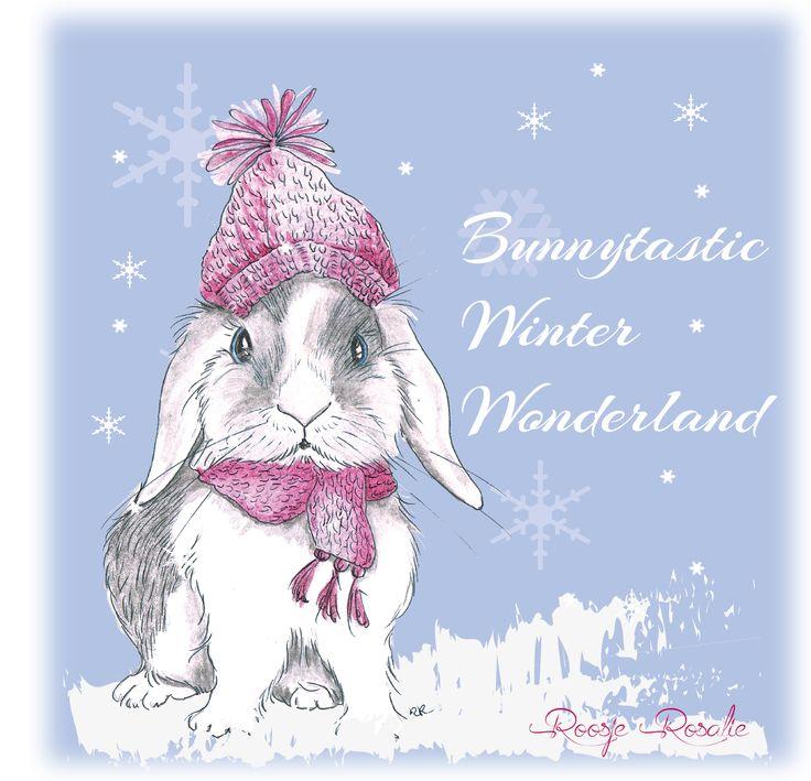 Bunnytastic Winter Wonderland