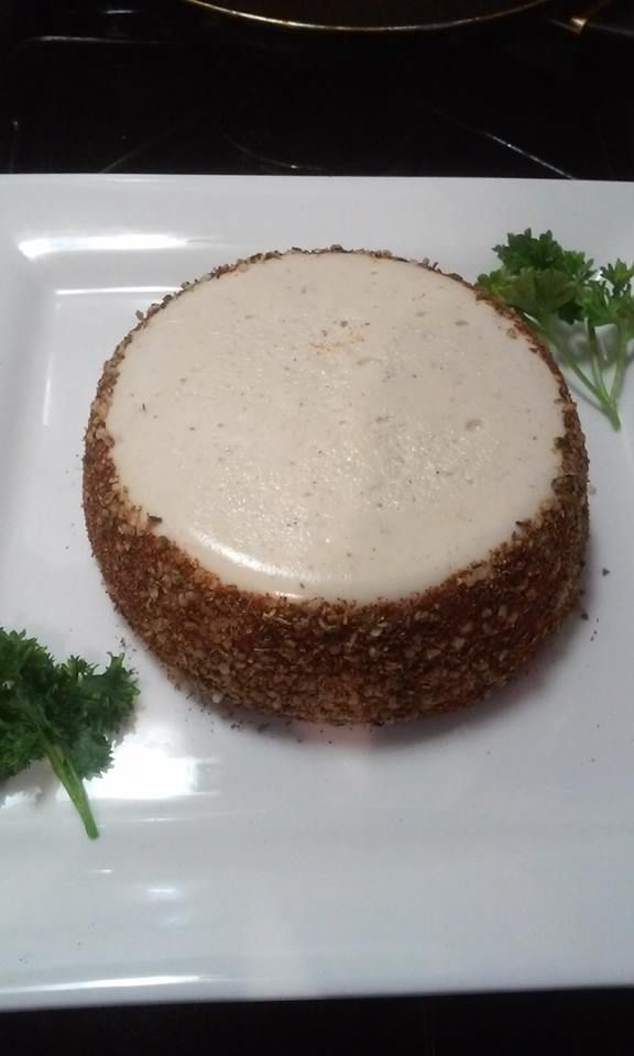 Alkaline Herb Cheese  Recipe: 1 1/2 Cups Walnut, Brazil Nut, or Coconut Milk 1/2 Cup of approved nut of your choice 1Tbs Key Lime Juice  1/2 tsp Cayenne or Habanero  2 tsp Sea Salt 2 Tbs Irish Sea Moss Gel (thick) 1/2 Cup boiled Spring Water 1 Tbs of your choice of approved herbs