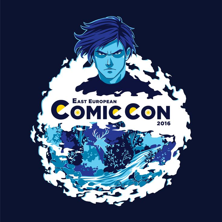 "Check out my @Behance project: ""East European Comic Con 2016"" https://www.behance.net/gallery/42453605/East-European-Comic-Con-2016"