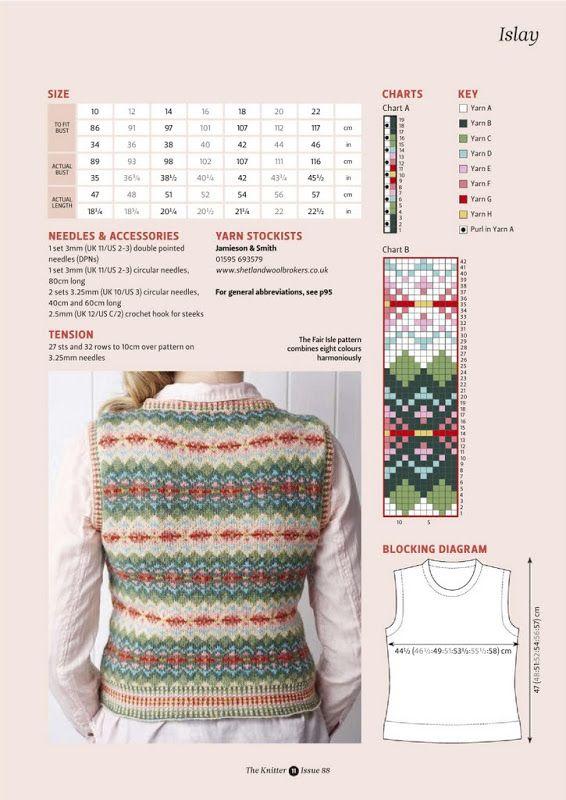 244 best Fair Isle Knitting images on Pinterest | Gloves, Knit ...