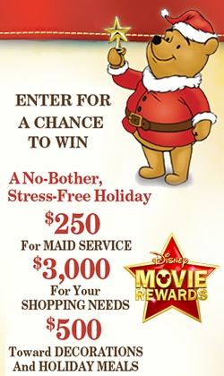 #Win a #Stress Free #Holiday from #Disney    *Contest Closes December 31st, 2012*    http://womenfreebies.ca/contest/disney-stress-free-holiday/