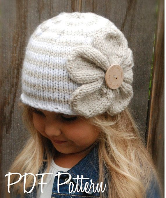 Knitting PATTERNThe Riyan Cloche' Toddler Child by Thevelvetacorn, @April Cochran-Smith Cochran-Smith Cochran-Smith Luehmann Fish