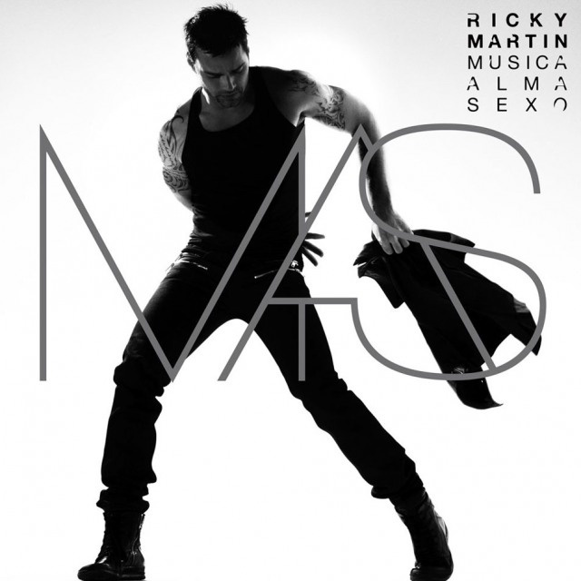 Pin By Morris Chen On Album Cover Ricky Martin Top Music