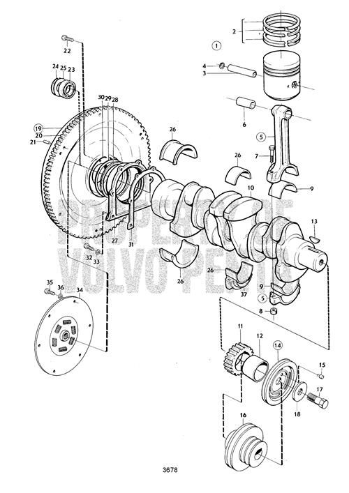 Exploded view / schematic
