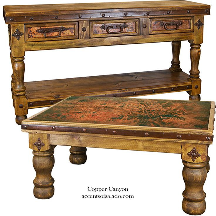 Western Copper Furniture Online At Accents Of Salado.