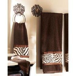 Best Bathroom Images On Pinterest Bathroom Ideas Animal - Leopard print towels for small bathroom ideas