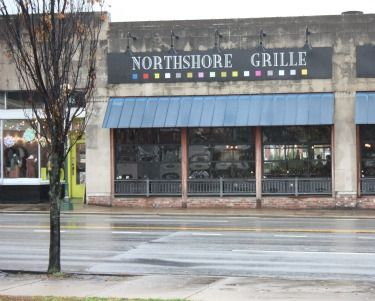 Best Restaurants North Shore Chattanooga