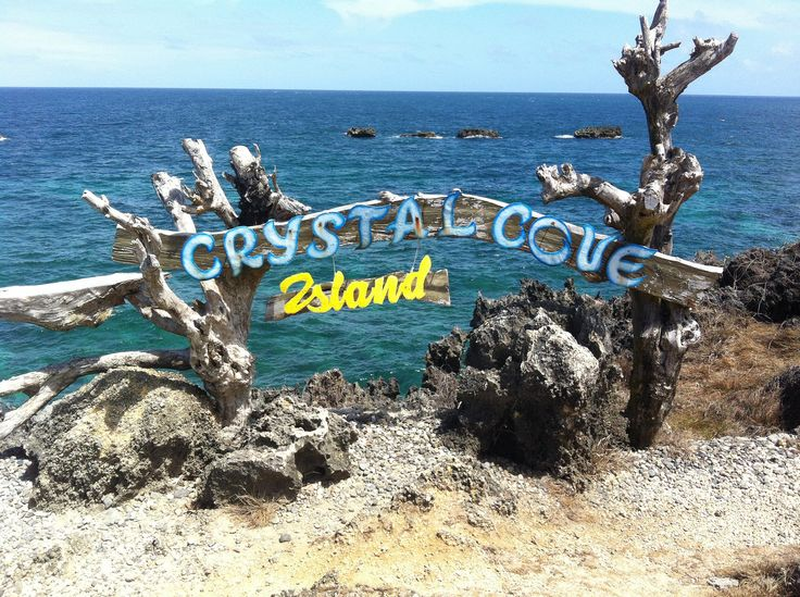 Take a tour to Crystal Cove Island